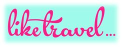 like travel - logo