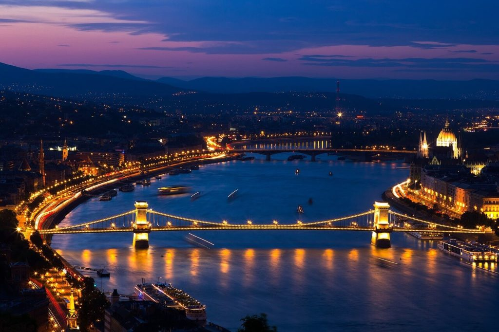 Budapeszt - wyjazdy firmowe