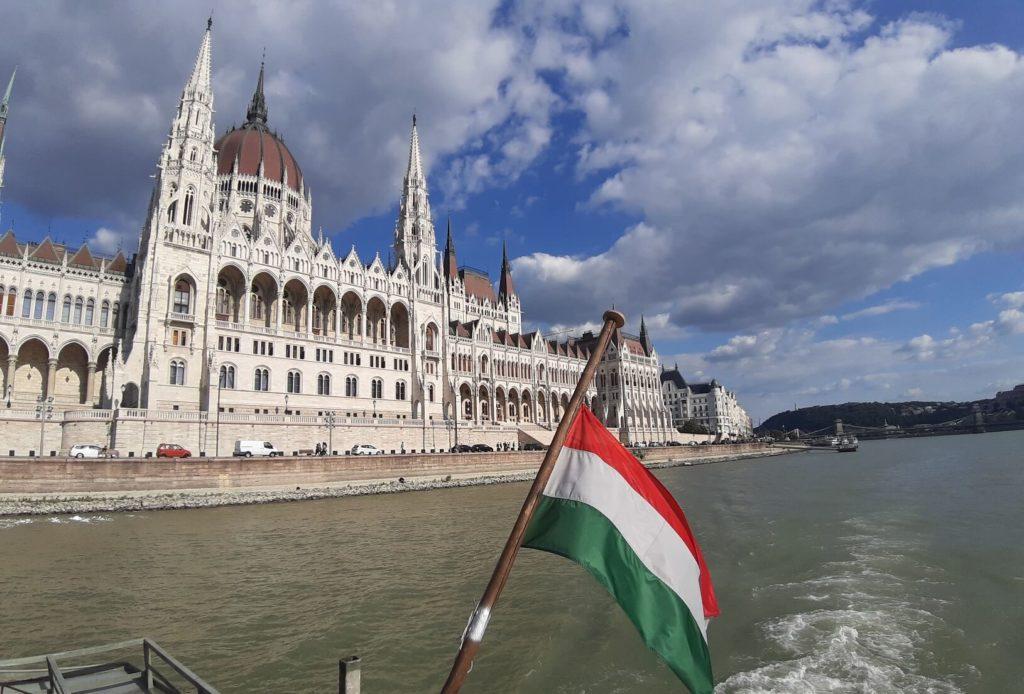 rejs statkiem po Budapeszcie